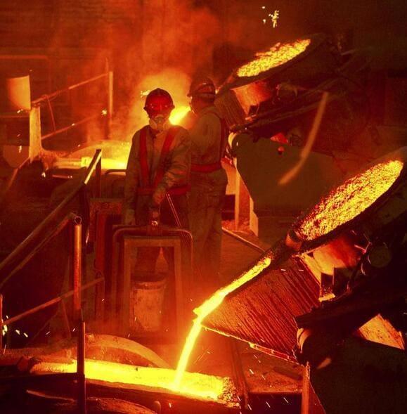 冶金行业化工泵应用案例