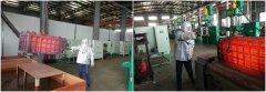安徽江南品质之耐腐蚀泵轴热处理