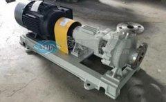 工业化工废气处理常用化工泵分析