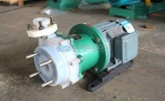 江南泵阀氟塑料磁力泵有什么样的突出性