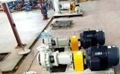 衬氟离心泵的叶轮分类大全