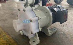 耐酸碱磁力泵的使用和维护方法