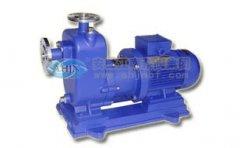 简述氟塑料自吸泵的特点和分类
