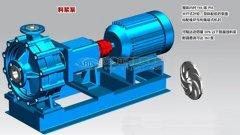 江南新一代料浆泵性能介绍及特点