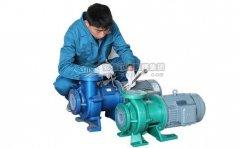 一文解析耐酸自吸泵电机温度过高的原因