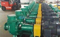耐腐耐磨料浆泵为什么不能空运转?