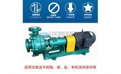 UHB-ZK耐腐耐磨砂浆泵应用压滤机进料泵选