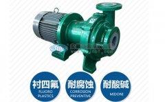 盐酸泵泵用材质的选择