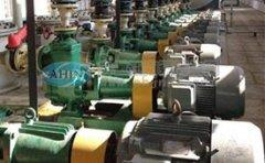 化工常用泵FZB氟塑料离心自吸泵性能及应