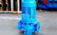 谈谈立式管道泵选型七大要素及优点