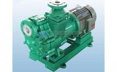 化工行业用泵之自吸式磁力泵原理及性能