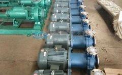 输送甲醇介质用什么磁力泵比较好?