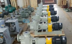 常见的耐腐蚀化工泵故障及解决方法全在