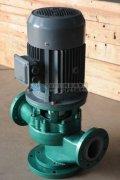 简述衬氟管道泵优点以及管道泵使用要求