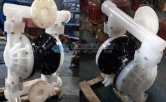 气动隔膜泵七大优点简述