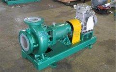 化工泵离心泵机封为什么容易损坏?看完你