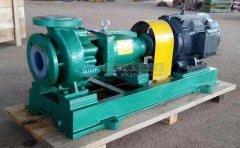 化工泵如何提高效率及提高节能效果?