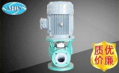 简述管道离心泵关键安装技术
