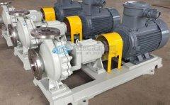 化工离心泵面对不同工况不同要求
