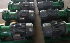氟塑料化工泵腐蚀作用原理及因素解析