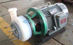 提高衬氟磁力泵使用稳定性,维护是关键
