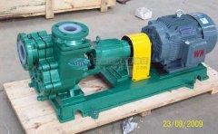 如何检查耐腐蚀自吸泵进口管道漏气?