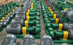 用案例告诉你,水泵化工泵为什么不能空转