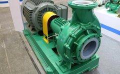脱硫泵七大特点及主要性能简介