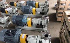 不锈钢泵与塑料泵的五个不同点