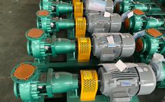 高温离心泵开车暖泵方法及注意事项