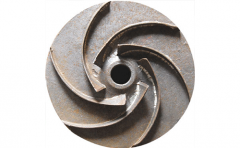 简要介绍离心泵叶轮的三种形式