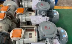 为什么不锈钢磁力泵不允许空转?原因如下
