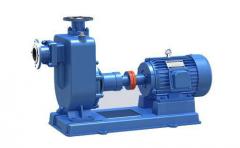 自吸式污水泵的几大优势及特征