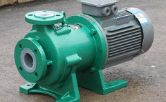 浓硫酸磁力泵产品概述应用及材质选择