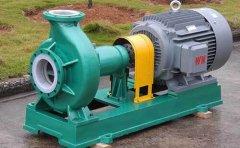化工水泵易损件有哪些?