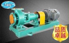 耐腐蚀离心泵选型的十项原则