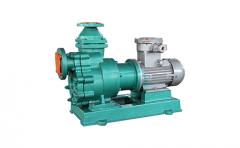 自吸式抽酸泵日常安装及保养