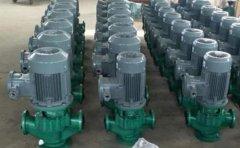 耐酸管道泵的日常操作规范