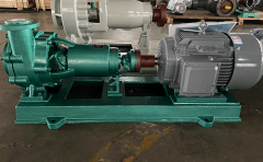 ihf化工离心泵电流过高是什么原因造成的