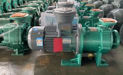 氟塑料化工磁力泵优缺点概括及维护重点