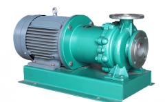CQ型磁力泵安装、启停泵的注意事项