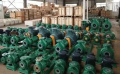 化工流程对化工泵的七大要求小结