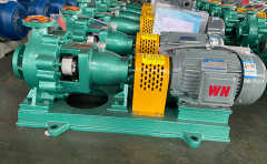 什么样的化工泵适合输送浓硫酸?