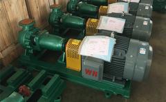 冬天维护和保养氟塑料排污泵的秘诀