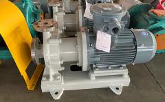 不锈钢磁力泵安装、使用及运转注意要点