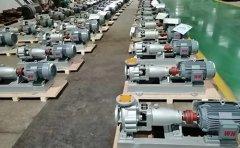 污水处置可用的化工泵有哪些?