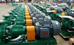 化工防腐蚀泵应用及优点