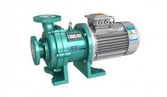 无泄漏化工磁力泵叶轮减速的原因有哪些