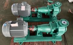 衬氟离心泵反转的原因、危害及防范措施