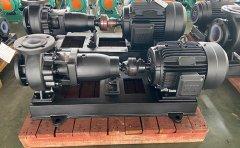 衬氟离心泵启动时出口阀是否应该关闭